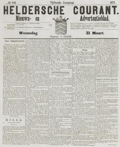Heldersche Courant 1875-03-31