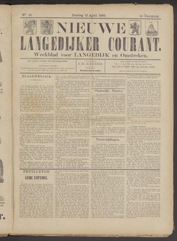 Nieuwe Langedijker Courant 1895-04-21