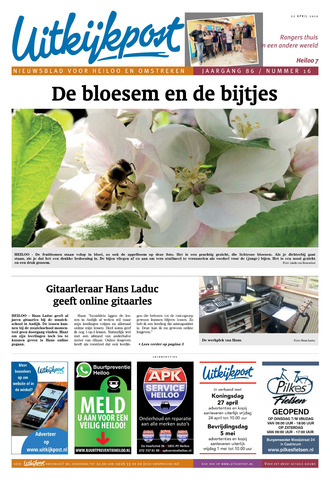 Uitkijkpost : nieuwsblad voor Heiloo e.o. 2020-04-22