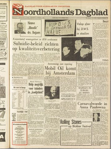 Noordhollands Dagblad : dagblad voor Alkmaar en omgeving 1965-02-25