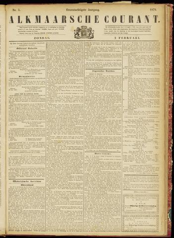 Alkmaarsche Courant 1879-02-02