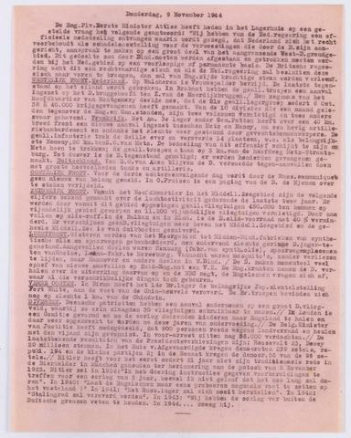 De Vrije Alkmaarder 1944-11-09