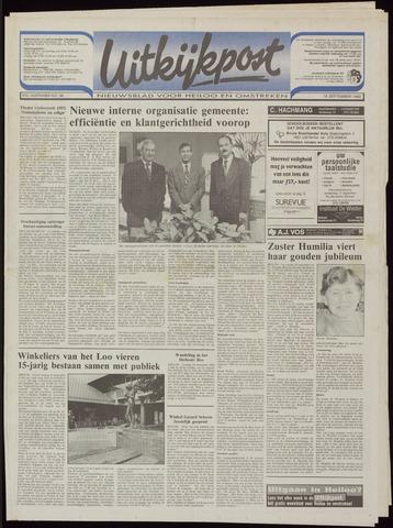 Uitkijkpost : nieuwsblad voor Heiloo e.o. 1992-09-16