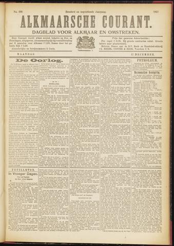 Alkmaarsche Courant 1917-12-17