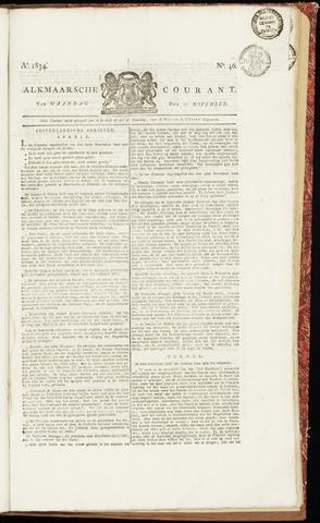 Alkmaarsche Courant 1834-11-17