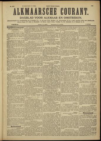 Alkmaarsche Courant 1928-07-06