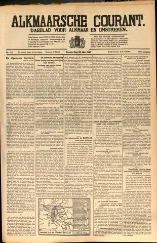 Alkmaarsche Courant 1937-05-20
