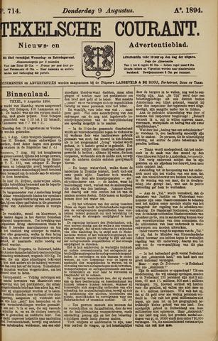 Texelsche Courant 1894-08-09