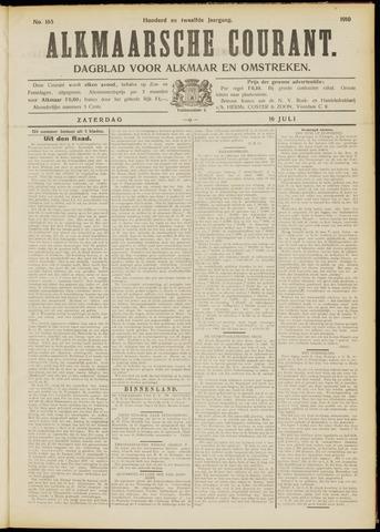 Alkmaarsche Courant 1910-07-16