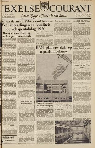 Texelsche Courant 1970-09-08