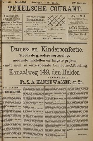 Texelsche Courant 1916-04-23