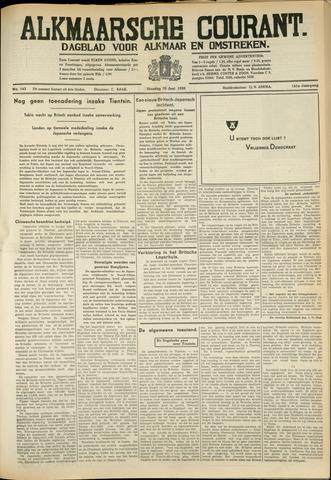 Alkmaarsche Courant 1939-06-20