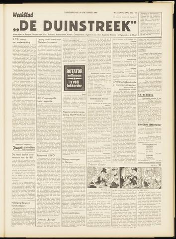 De Duinstreek 1964-10-29