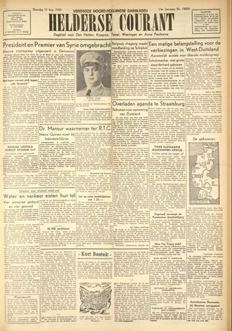 Heldersche Courant 1949-08-15