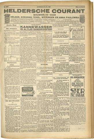 Heldersche Courant 1927-07-23