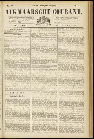 Alkmaarsche Courant 1882-09-13
