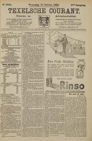 Texelsche Courant 1923-10-10
