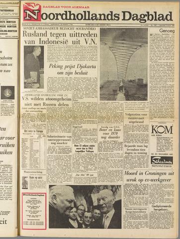 Noordhollands Dagblad : dagblad voor Alkmaar en omgeving 1965-01-06