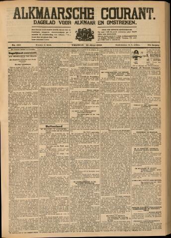 Alkmaarsche Courant 1930-07-18