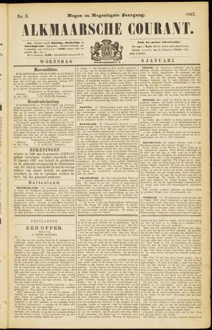 Alkmaarsche Courant 1897-01-06