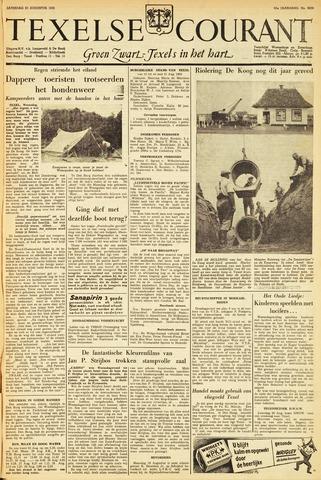 Texelsche Courant 1952-08-23