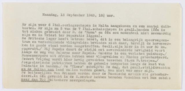 De Vrije Alkmaarder 1943-09-13