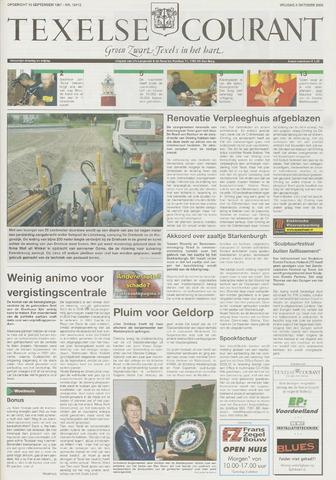 Texelsche Courant 2009-10-02