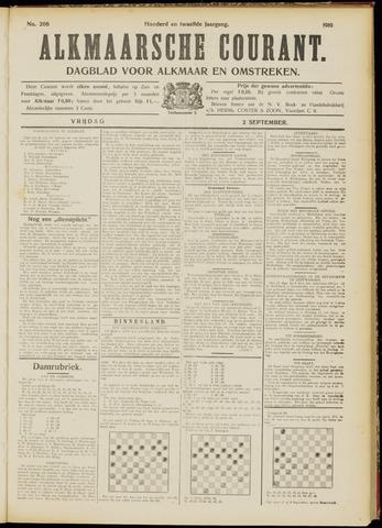 Alkmaarsche Courant 1910-09-02