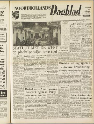 Noordhollands Dagblad : dagblad voor Alkmaar en omgeving 1954-12-16