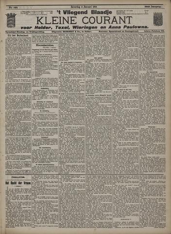 Vliegend blaadje : nieuws- en advertentiebode voor Den Helder 1910-01-08
