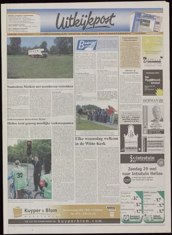 Uitkijkpost : nieuwsblad voor Heiloo e.o. 2005-05-25