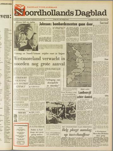 Noordhollands Dagblad : dagblad voor Alkmaar en omgeving 1968-02-02