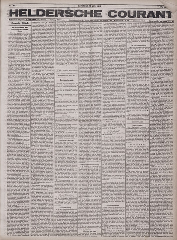 Heldersche Courant 1919-07-19