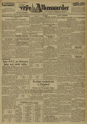 De Vrije Alkmaarder 1946-11-11