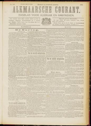 Alkmaarsche Courant 1915-06-19