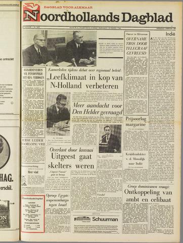 Noordhollands Dagblad : dagblad voor Alkmaar en omgeving 1969-02-05