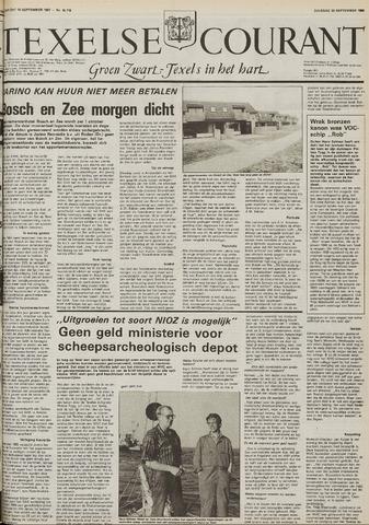 Texelsche Courant 1986-09-30