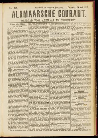 Alkmaarsche Courant 1907-05-25