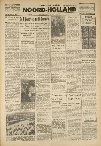 Heldersche Courant 1942-11-03