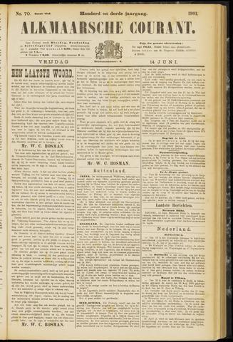 Alkmaarsche Courant 1901-06-14