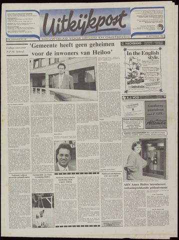 Uitkijkpost : nieuwsblad voor Heiloo e.o. 1992-09-23