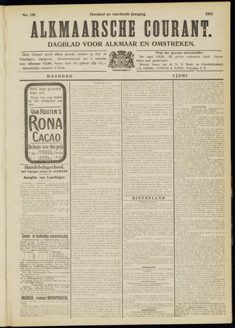 Alkmaarsche Courant 1912-06-03