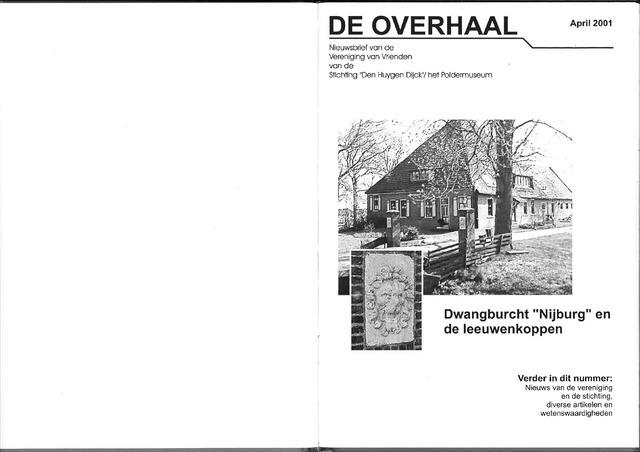 De Overhaal: historisch magazine Heerhugowaard 2001