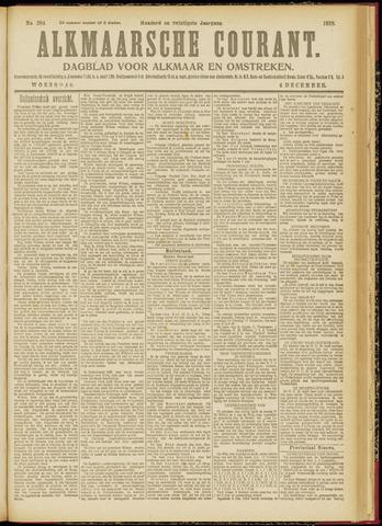 Alkmaarsche Courant 1918-12-04