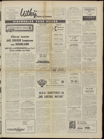 Uitkijkpost : nieuwsblad voor Heiloo e.o. 1974-03-20
