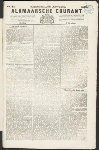 Alkmaarsche Courant 1867-10-06