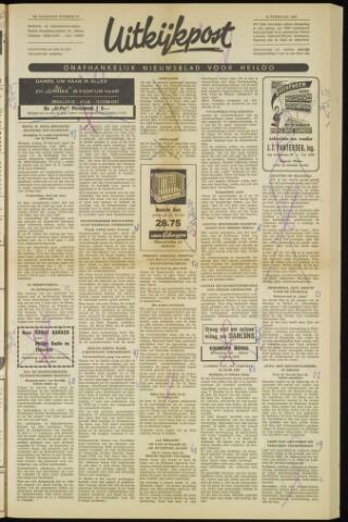 Uitkijkpost : nieuwsblad voor Heiloo e.o. 1962-02-15