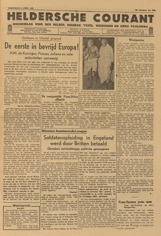 Heldersche Courant 1946-04-03