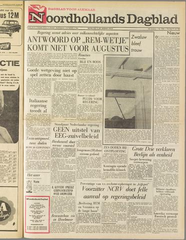 Noordhollands Dagblad : dagblad voor Alkmaar en omgeving 1964-06-27