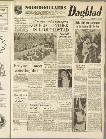 Noordhollands Dagblad : dagblad voor Alkmaar en omgeving 1961-06-17